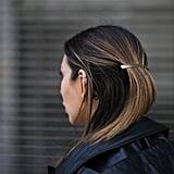 Winter Hair Colour Trend: Dark Gold