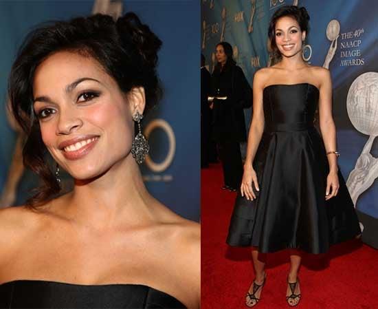 NAACP Image Awards: Rosario Dawson