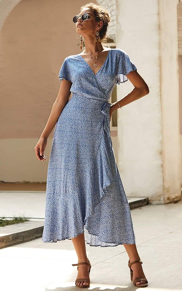 Best Wrap Dresses on Amazon