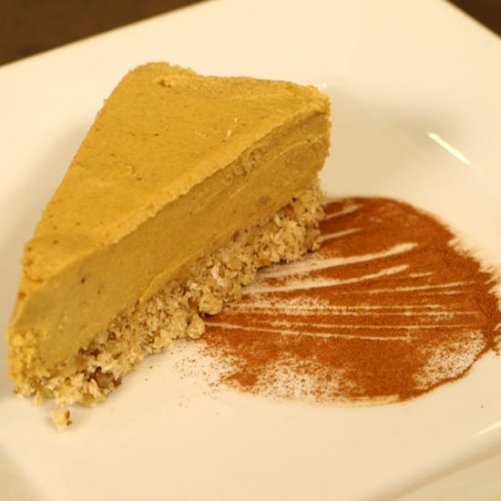 Vegan Pumpkin Cheesecake Recipe