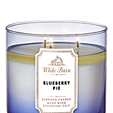 Bath and Body Works Blueberry Pie 3-Wick Candle