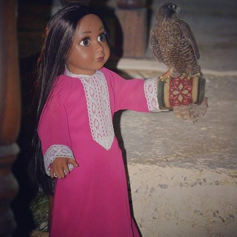 Your Arabian Doll Celebrates Emirati Culture Popsugar