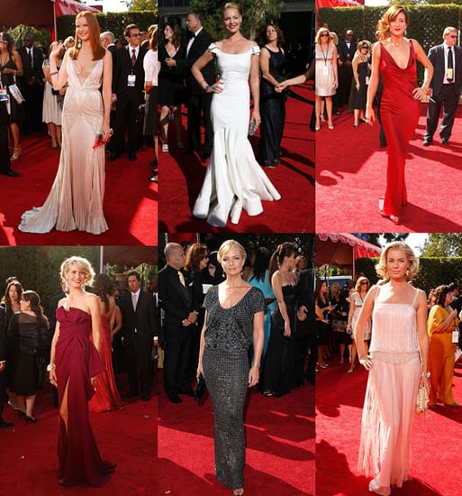Primetime Emmy Awards: Old Hollywood Glamour