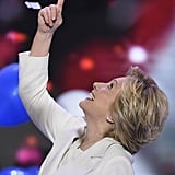 """Hillary had to stop for a second just to think to herself, """"I'm waaayy up, I feel blessed."""""""