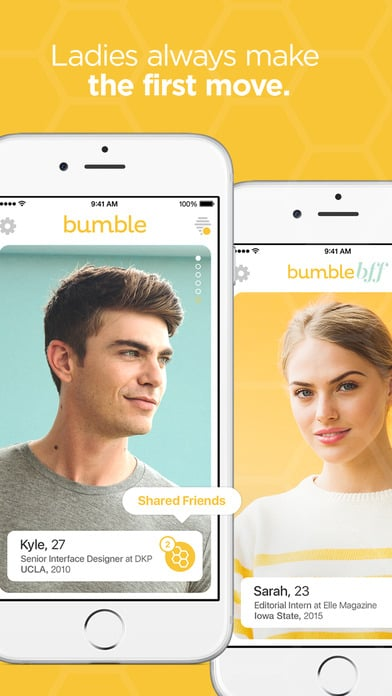 Bumble App Video Preview