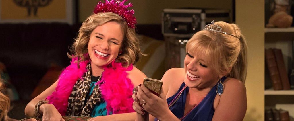 From Guest Stars to Makeouts, Fuller House's Jodie Sweetin and Andrea Barber Give Us the Scoop on Season 2