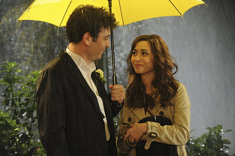 How i met your mother barney and robin dating episode