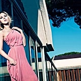 Pictures of Scarlett Johansson's Spring 2011 Mango Ads