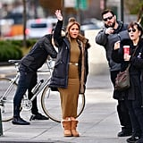 Jennifer Lopez Swapped Heels For UGG Boots, and Guess What? It Looked Good