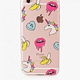 Unicorn Patches Phone Case ($28)