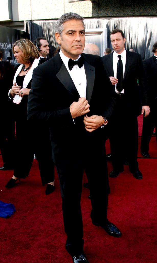 George Clooney at the 2012 Academy Awards