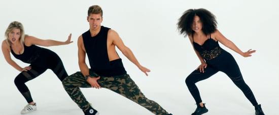 "The Fitness Marshall ""2 On"" Tinashe Video"