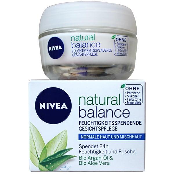 Nivea Visage Pure & Natural Day Cream