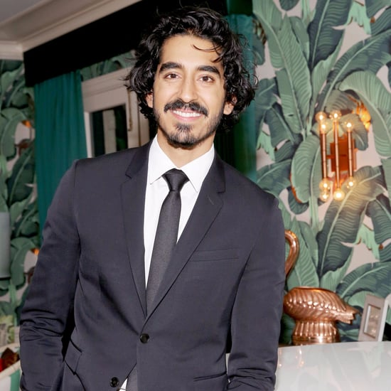 Hot Photos of British Actor Dev Patel