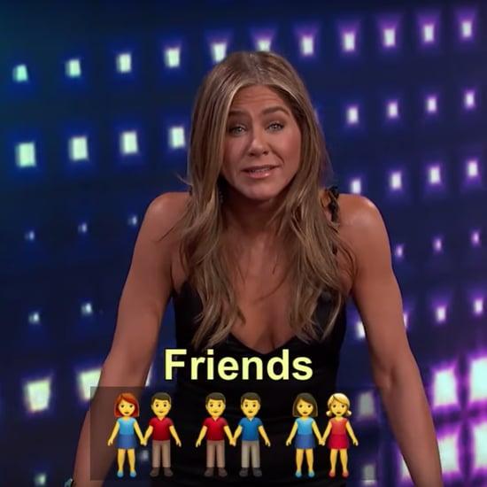 Jennifer Aniston Explains Why She Joined Instagram