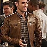 James Van Der Beek Now