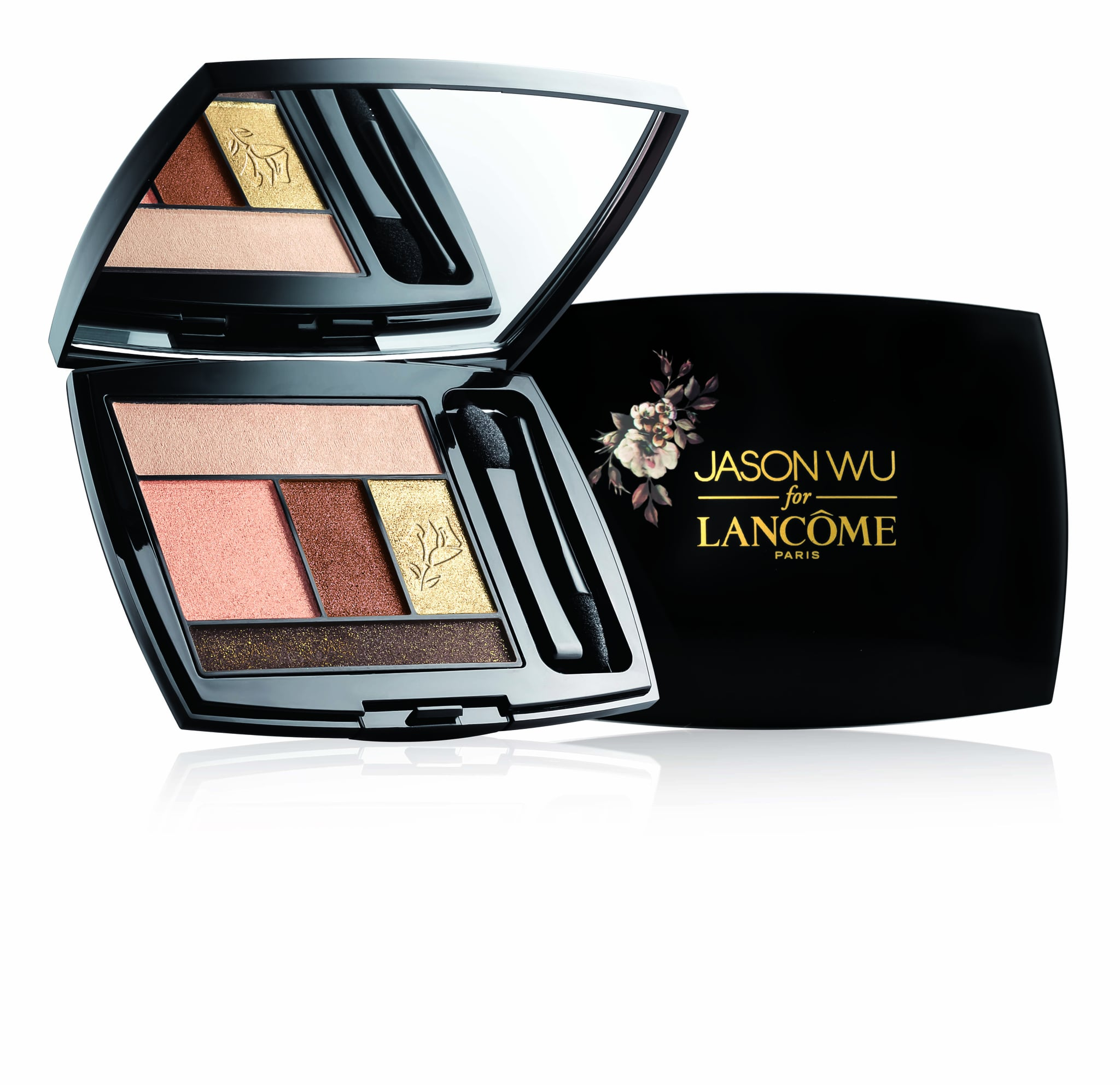 Lancome Jason Wu Color Design Eye Shadow Palette in Midnight Floral
