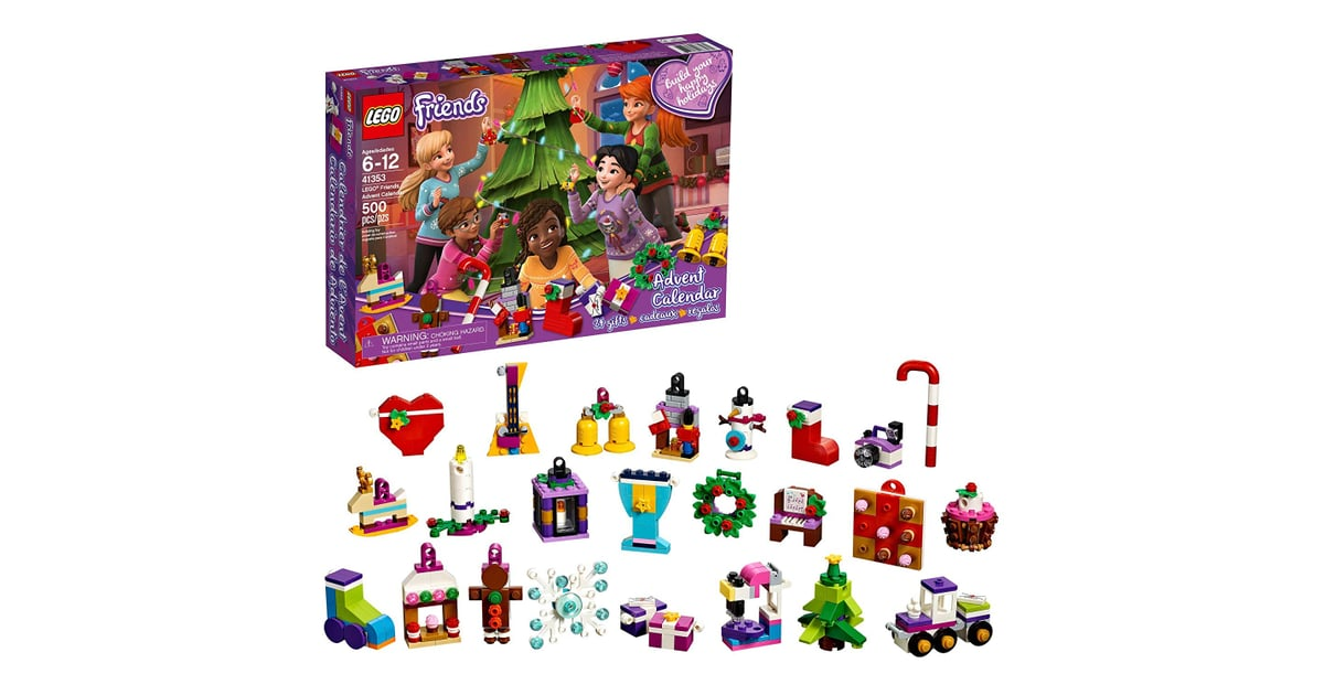 lego friends advent calendar lego advent calendars 2018. Black Bedroom Furniture Sets. Home Design Ideas