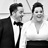 Pictured: Ben Falcone and Melissa McCarthy