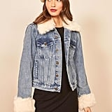 Reformation Aussie Jacket