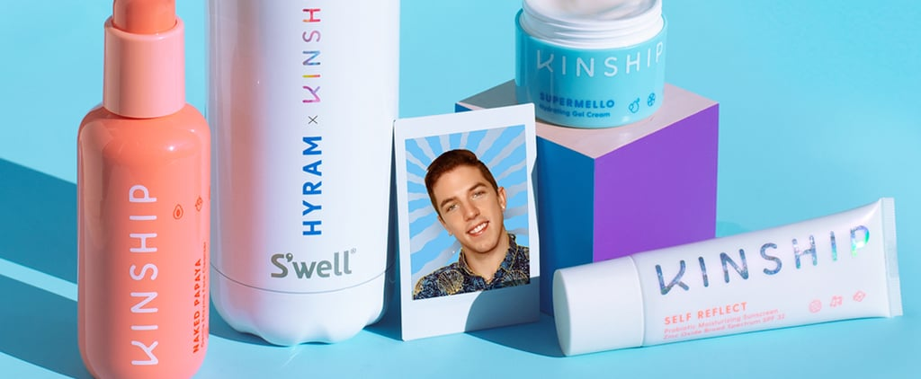 TikTok's Skincare by Hyram x Kinship Product Collaboration