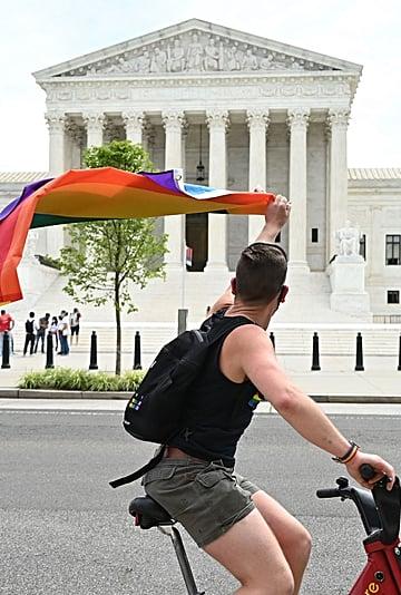 Read Joe Biden's Statement on SCOTUS LGBTQ+ Worker Ruling