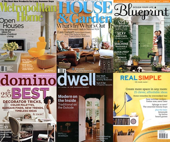 What Is Your Favorite Home Magazine?