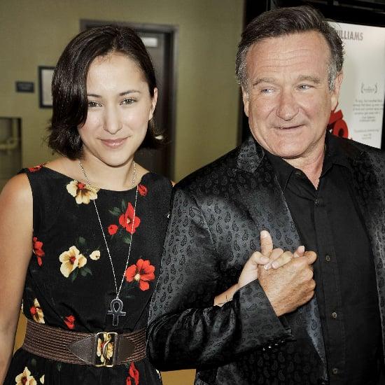 Zelda Williams Hummingbird Tattoo to Honour Robin Williams