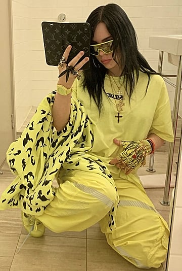 The Best Billie Eilish Fashion Looks of 2019