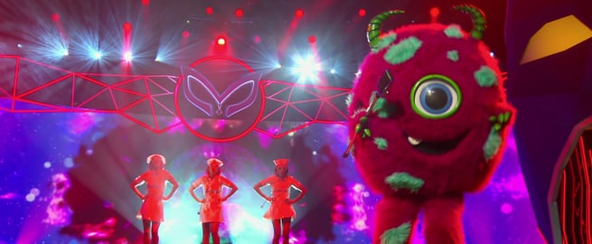 Who Is the Monster on The Masked Singer Australia?