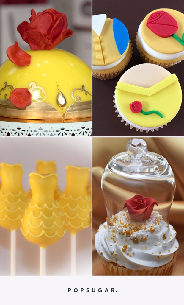 Beauty And The Beast Desserts Popsugar Food