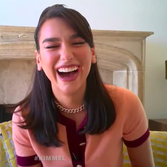 "Watch Dua Lipa Chat With Seniors in ""Who-a Lipa?"" Segment"