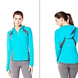 Alo Sport Mesh Blocked Slim Jacket