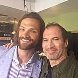 Jared Padalecki at Gilmore Girls Reunion | Pictures