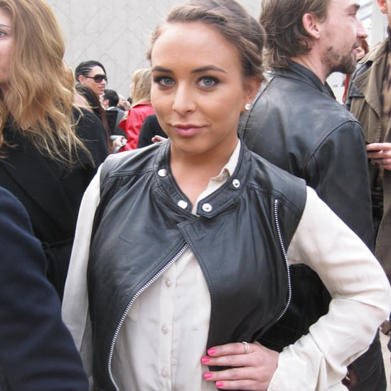 Chloe Green Talks Fashion Week, Style and More at Burberry!