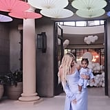 Khloé Kardashian's Birthday Party for True Pictures 2019