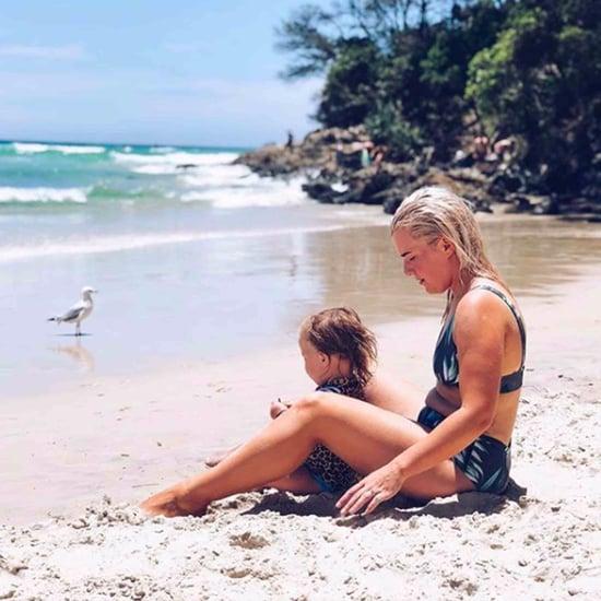 Mom Posts Bikini Photo Despite Feeling Self-Conscious