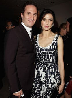 Rachel Weisz and Darren Aronofsky have split after nine years together