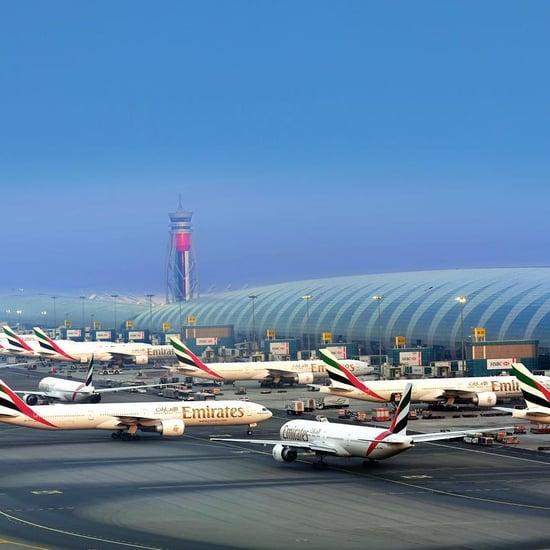 طيران الإمارات تطلق ميزة خرائط المطار ضمن تطبيقها الإلكتروني