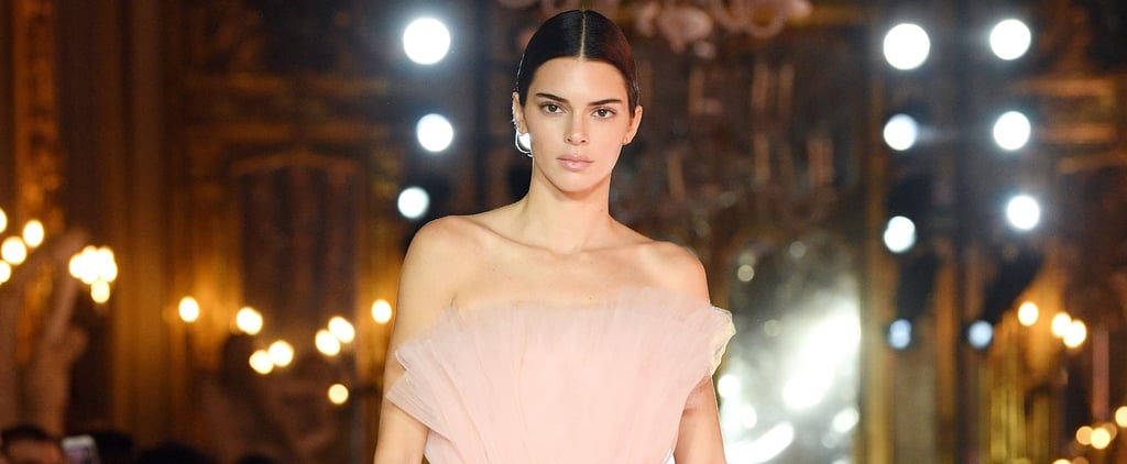 Take a Look Back at Kendall Jenner's Most Iconic Runway Walks Through the Years