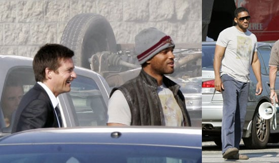Will Smith Gets His Hancock On With Jason Bateman