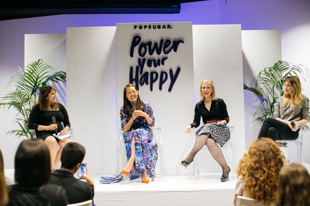 Power Your Happy Book Tour San Francisco October 2016