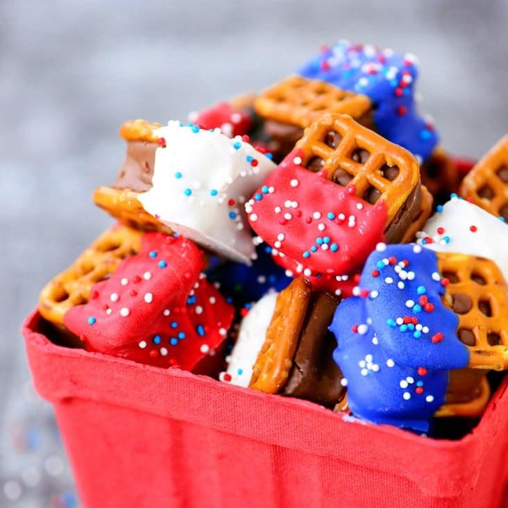 Fourth Of July Desserts For Kids Popsugar Family
