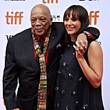 Quincy and Rashida Jones Pictures