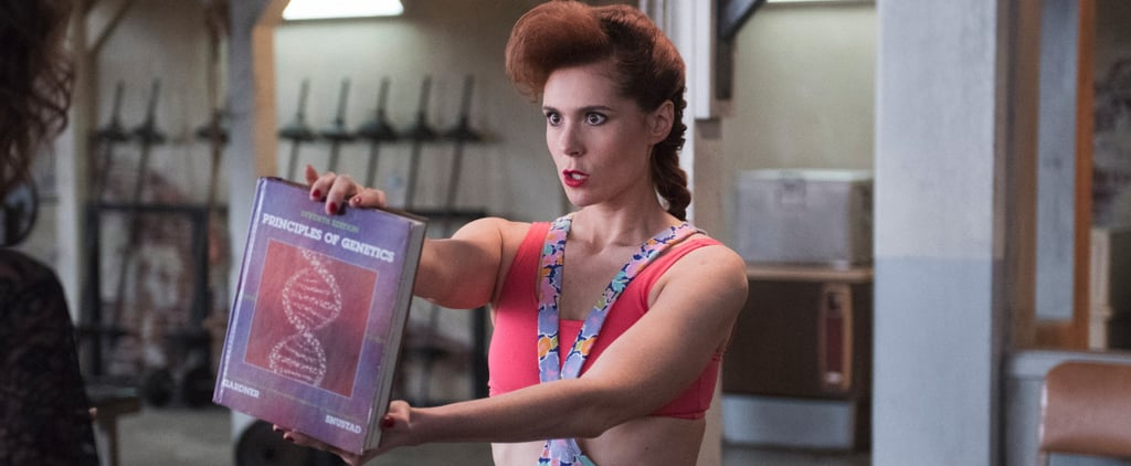 Is Kate Nash in GLOW?