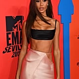 Joan Smalls at the MTV EMAs 2019