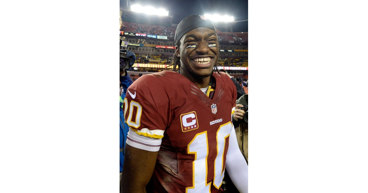 Robert Griffin Iii Washington Redskins Hottest Nfl