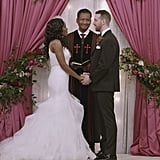 Did Lauren and Cameron Get Married on Love Is Blind Season One?