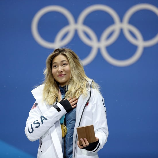Chloe Kim Didn't Want to Ruin Her Eyeliner at the Olympics