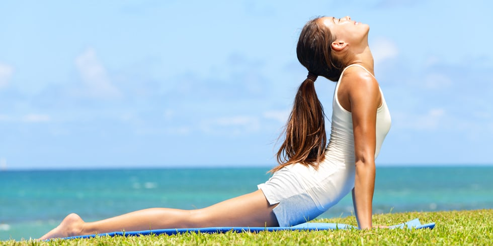 Yoga Poses That Give You Good Posture